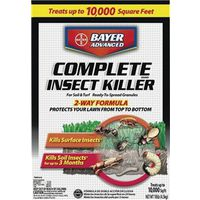 INSECT KILLER LAWN GRANUAL10LB