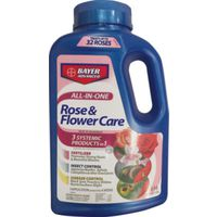 ROSE/FLOWER CARE GRANULE 4LB
