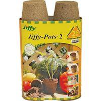 Jiffy JP226 Round Peat Pot