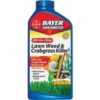 WEED/CRABGRASS KILLER32OZ CONC