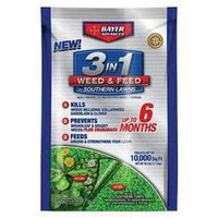 WEED AND FEED 3N1 25LB GRAN