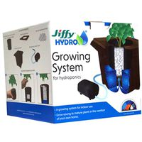 GROWING SYSTEM FOR HYDROPONICS