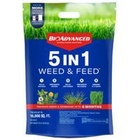 WEED-FEED FIVE-IN-ONE 24LB
