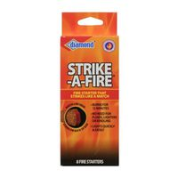 FIRESTARTER STRIKE-A-FIRE 8CT