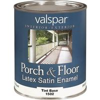 Valspar 27-1500 Latex Enamel Porch and Floor Paint