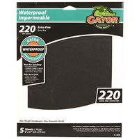 Gator 4474 Waterproof Sanding Sheet