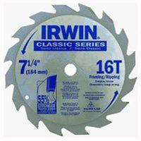 Irwin Classic 25030ZR Circular Saw Blade