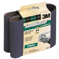 Sandblaster 9610 Resin Bond Power Sanding Belt