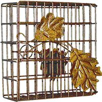 Heath Outdoor 2304 Single Leaf Suet Feeder