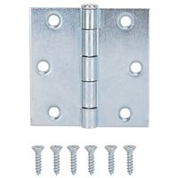 HINGE UTILITY STEEL 3X3IN ZN