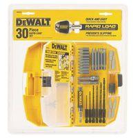 Dewalt DW2518 Rapid Load Drill Bit Set