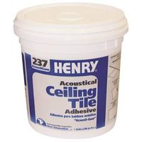 Henry 237 AcoustiGum Acoustical Ceiling Tile Adhesive