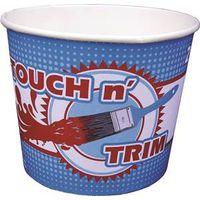 Encore Plastics 500434 Touch N' Trim Paper Container