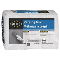 King 11501025 Sakrete Parging Mix