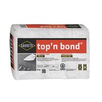 Sakrete 12011020 Self-Bonding Cement Mixture, 20 kg, Bag, Gray, Solid/Powder