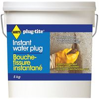 King 12171005 Sakrete - Plug-Tite Hydraulic Cement