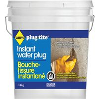King 12171015 Sakrete - Plug-Tite Hydraulic Cement