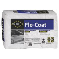 King 12021111 Sakrete - Flo-Coat Concrete Resurfacer