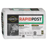 MIX CEMENT RAPID POST 30KG
