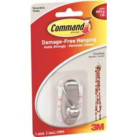 Command 17062BN Small Timeless Hook
