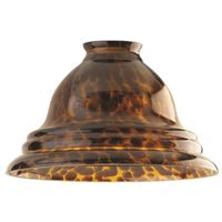 Westinghouse 8137500 Tortoise Shell Light Shade