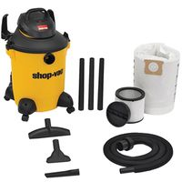 Ultra Plus 9651000 Wet/Dry Corded Vacuum