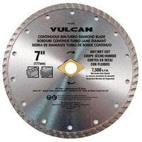 Vulcan 937501OR Continuous Rim Circular Saw Blade