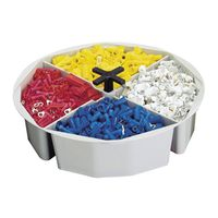 Tool Works 1152 Full Round Bucket Tray