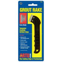 ARTU Grout Rake With (2) Blades