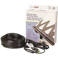 CABLE HEATING W/CLIP 31M 500W