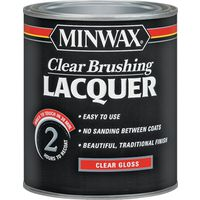 Minwax 15500 Oil Based Brushing Lacquer