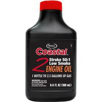Coastal 30384 2-Cycle Low Smoke Engine Oil