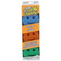 SCRUBBER FOAM COLOR 3 PACK