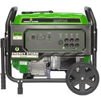 GENERATOR RES 5000W13HP RECOIL