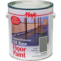Majic 8-0075 Oil Based Floor Paint
