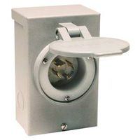 Reliance PB20 Outdoor Power Inlet Box