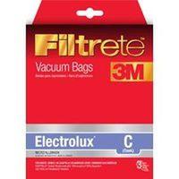 Filtrete 67706-6 Micro Allergen Type C Vacuum Cleaner Bag