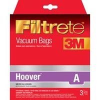 Filtrete 64700A-6 Type A Vacuum Cleaner Bag