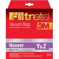 Filtrete 64702A-6 Type Y And Z Vacuum Cleaner Bag