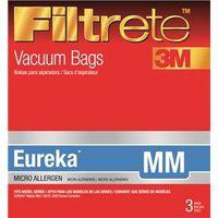 Filtrete 67703A-6 Micro Allergen Type MM Vacuum Cleaner Bag
