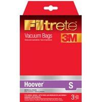 Filtrete 64705A-6 Type S Vacuum Cleaner Bag