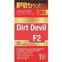 Eureka 65802A-4 Filtrete-3M Vacuum Cleaner Filter