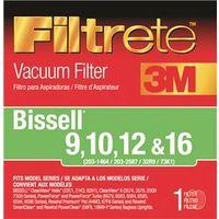 Eureka 66809B-2 Filtrete-3M Vacuum Cleaner Filters