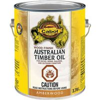 OIL AU TIMBER VOC NATURAL 3.7L