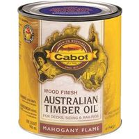 OIL AU TIMBERVOC MAHGNY 946ML