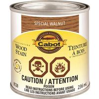 STAIN WOOD OIL SPEC WLNT 214ML