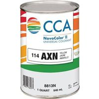 PAINT COLORANT AXN YELLOW QT