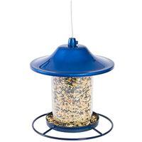 BIRDFEEDER PANORAMA BLUE 2LB