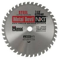 Metal Devil CSM72540NSC Circular Saw Blade