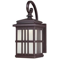 LANTERN WALL LED ORB 9W